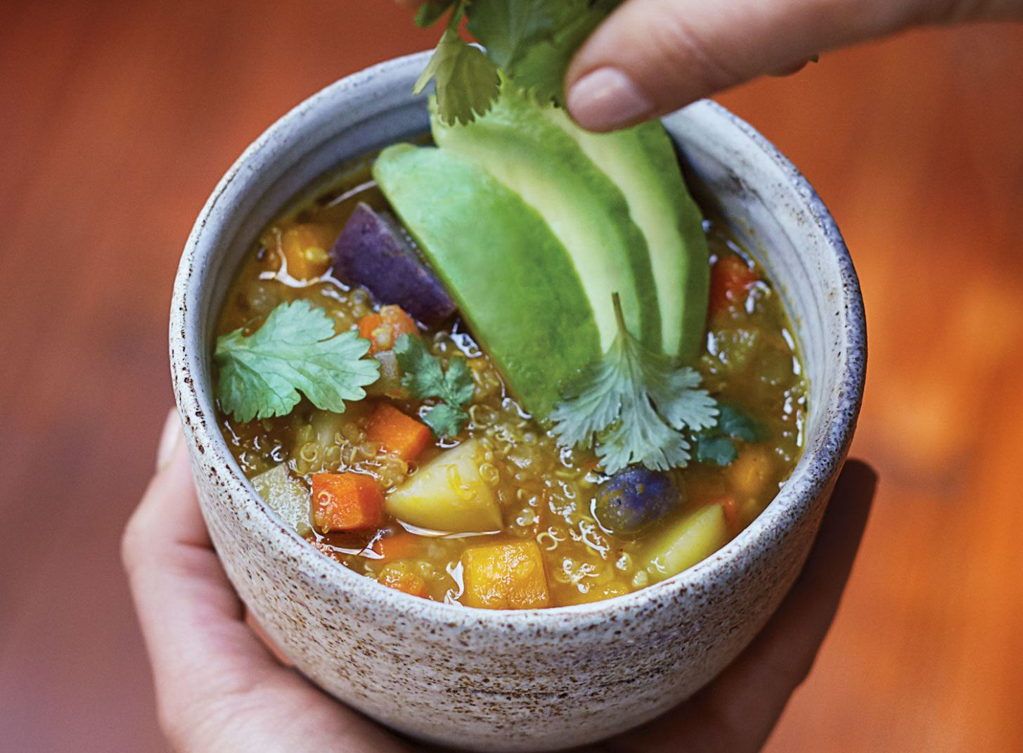 This Peruvian Quinoa Stew is Hearty and Vegan | alive
