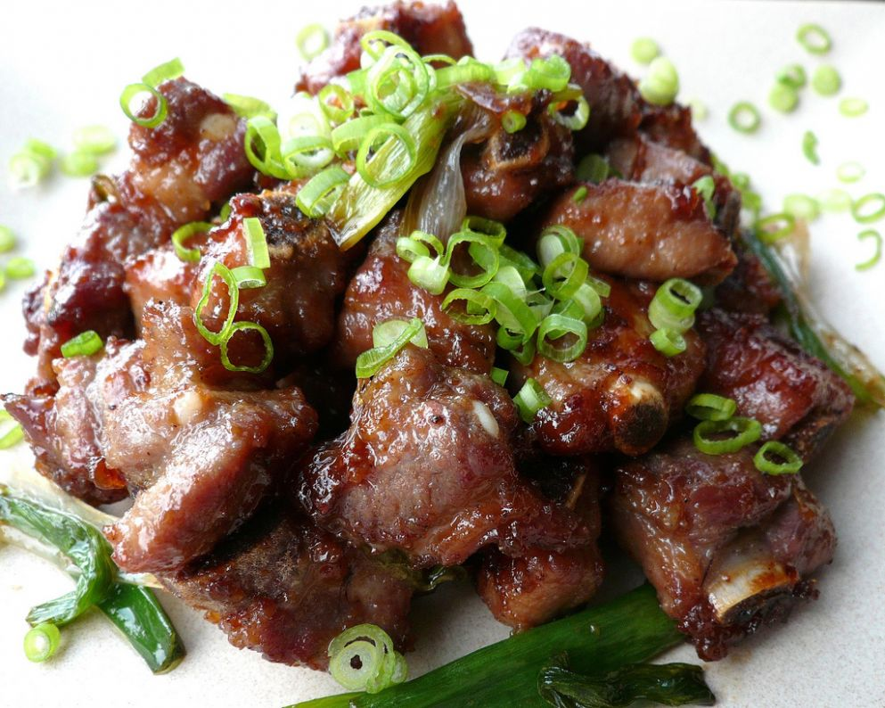 Tia's Recipe & Photo Journal: Vietnamese Caramelized Pork Riblets (Suon Heo  Rim)