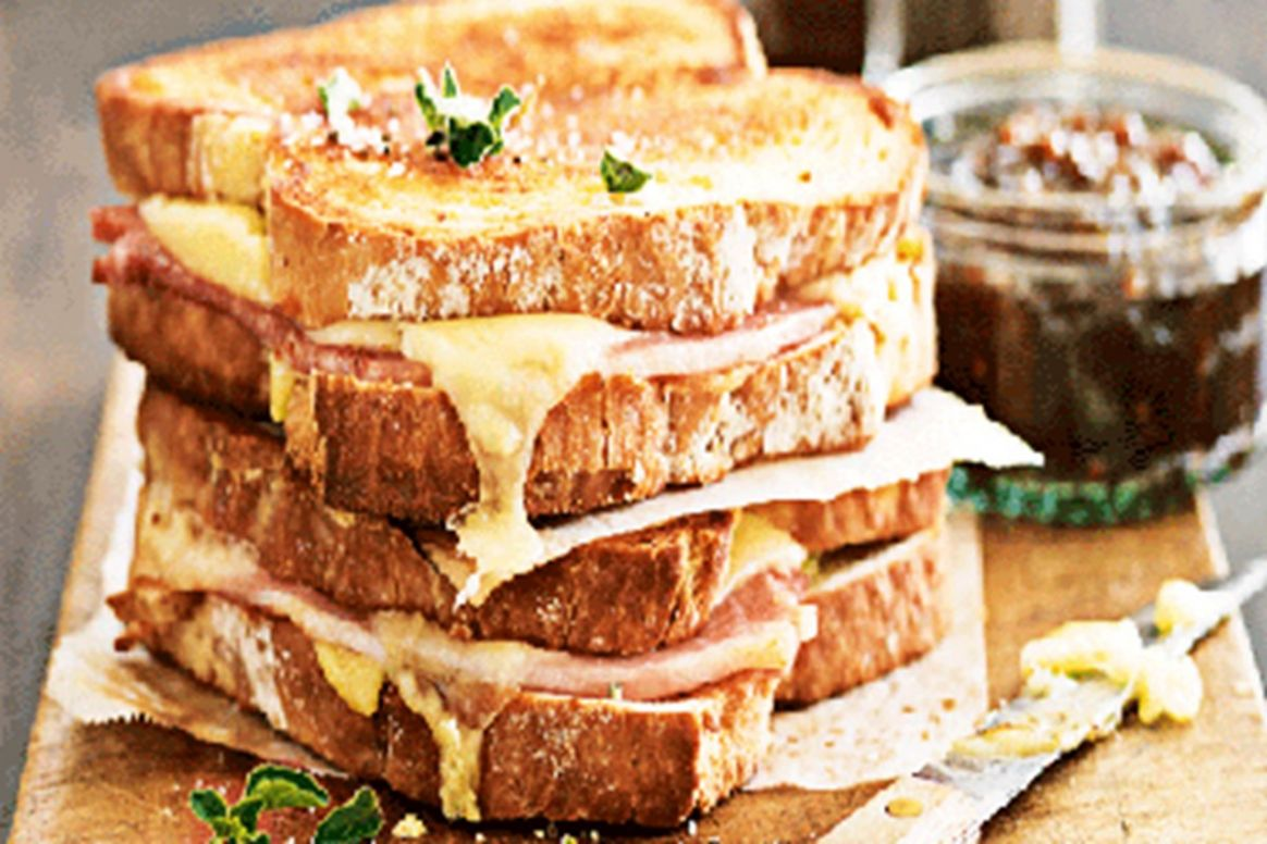 Toasted sandwiches – Make it easy with a toasted sandwich for ..