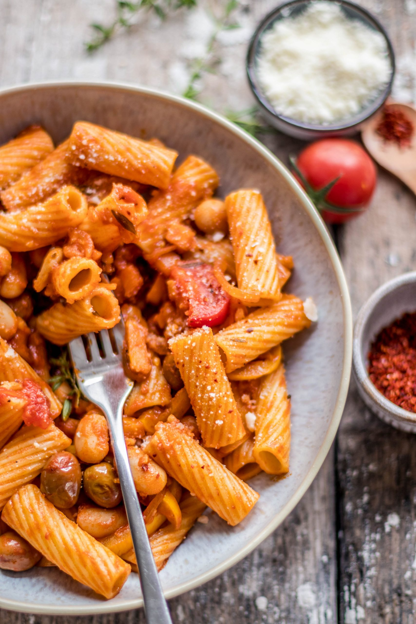 Tomato pepper pasta sauce - Recipes Pasta Sauces Without Tomatoes
