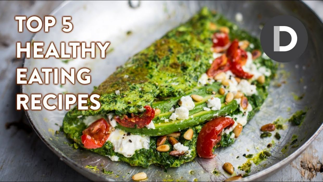 Top 10 Best Healthy Eating Recipes - Healthy Recipes Youtube Channel