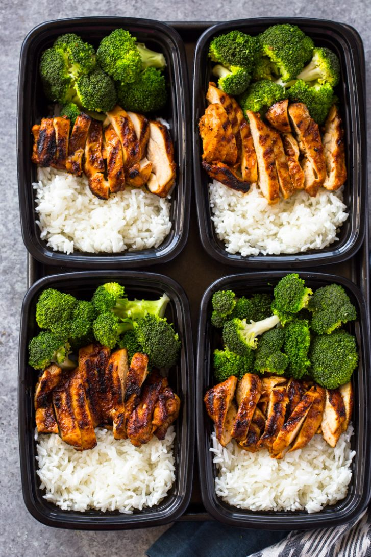 Top 11 (11 Minute) Meal-prep Chicken Recipes | Gimme Delicious