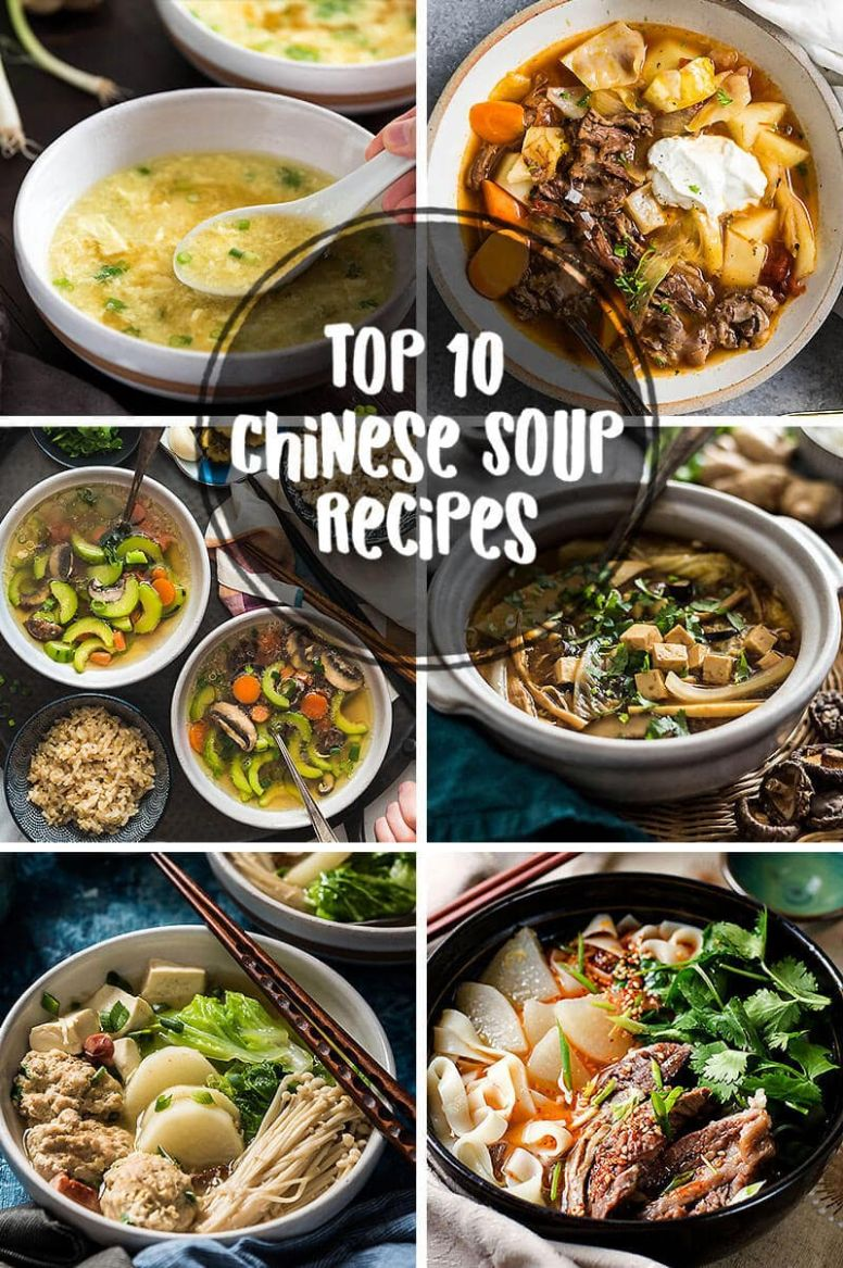 Top 11 Chinese Soup Recipes That Get You Through Winter ...