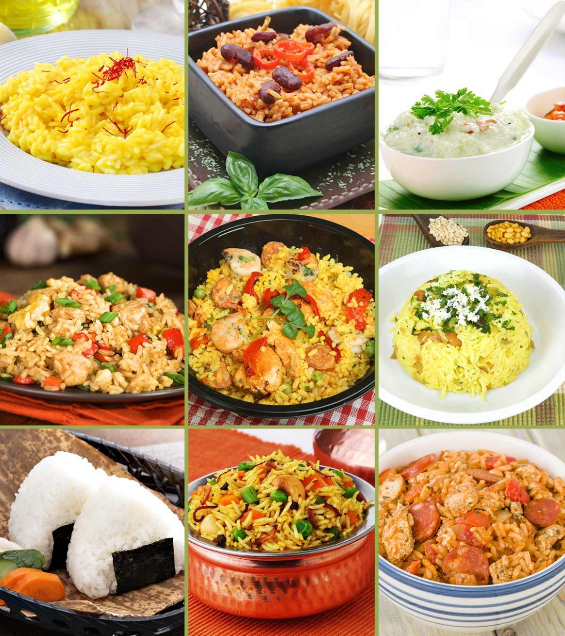 Top 11 Easy Rice Recipes For Kids - Rice Recipes Kid Friendly