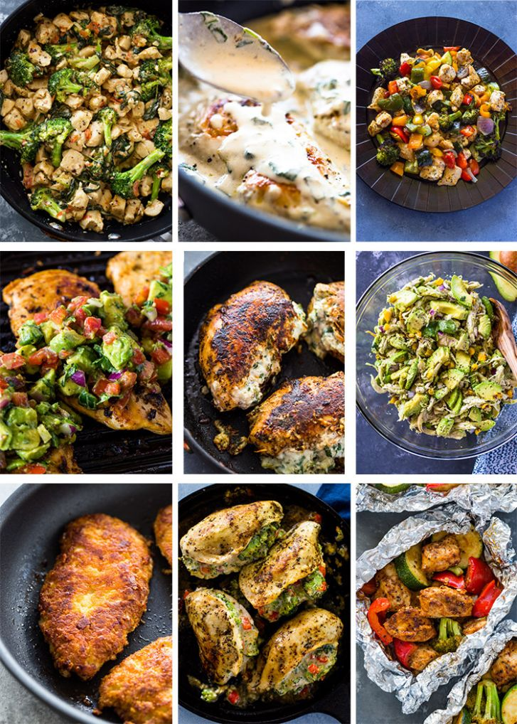 Top 12 Must Try Keto Chicken Breast Recipe Ideas (12 Minutes and ...