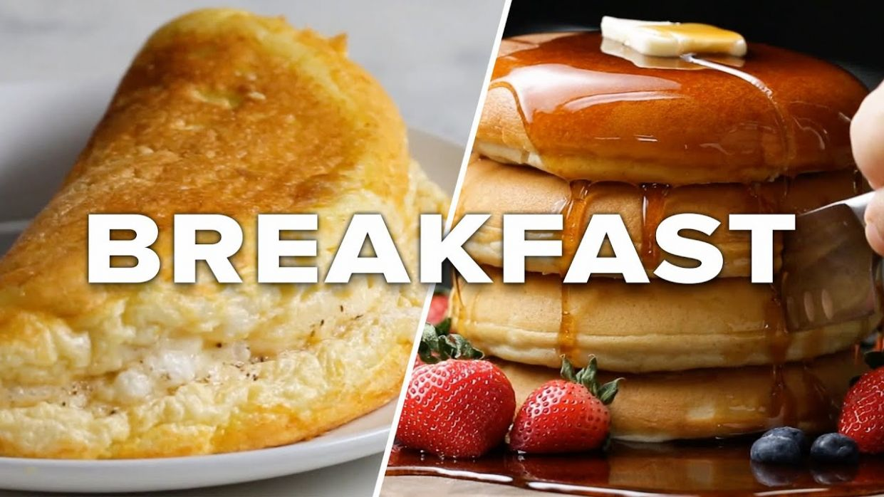 Top 9 Tasty Breakfast Recipes - Breakfast Recipes Yummy