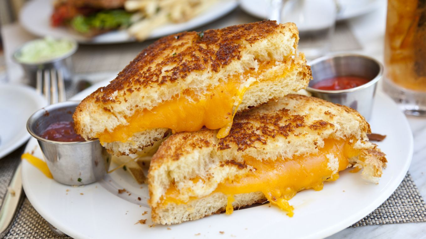 Top Grilled Cheese Recipes from Pinterest | Tasting Table - Sandwich Recipes On Pinterest