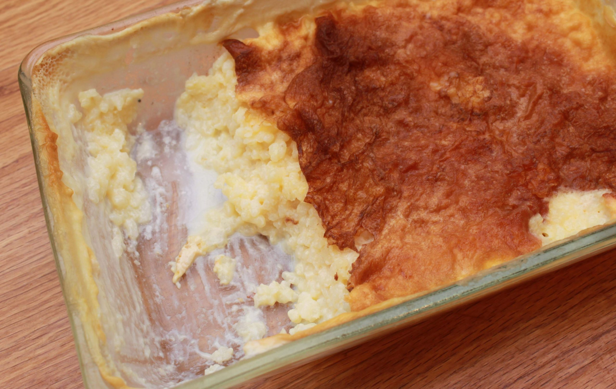 Traditional Baked Rice Pudding - Recipes Rice Pudding Baked