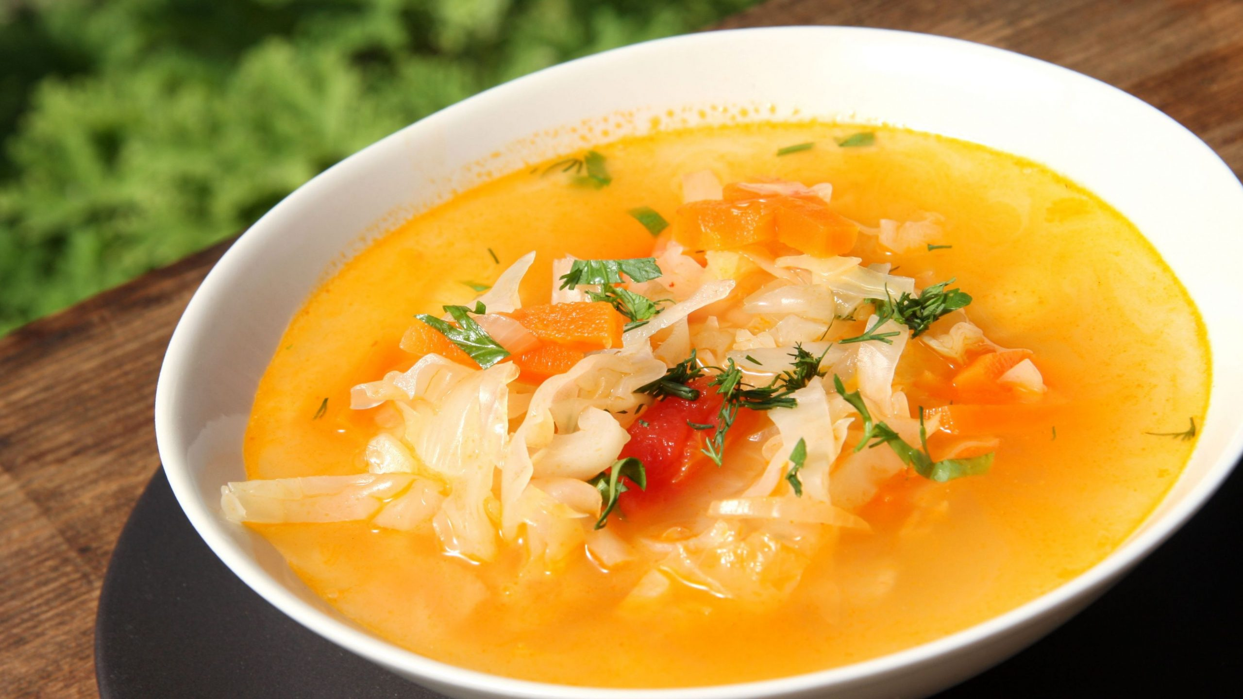 Traditional Russian Cabbage Soup (Shchi) Recipe