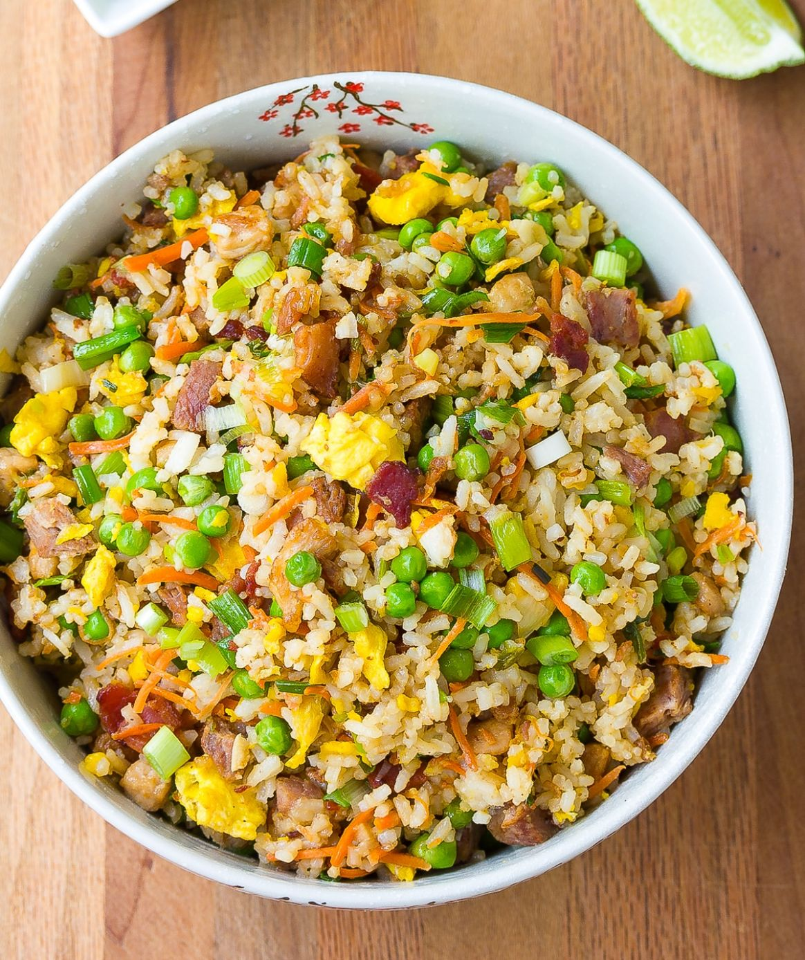 Triple Pork Fried Rice Recipe - Recipes Pork And Rice