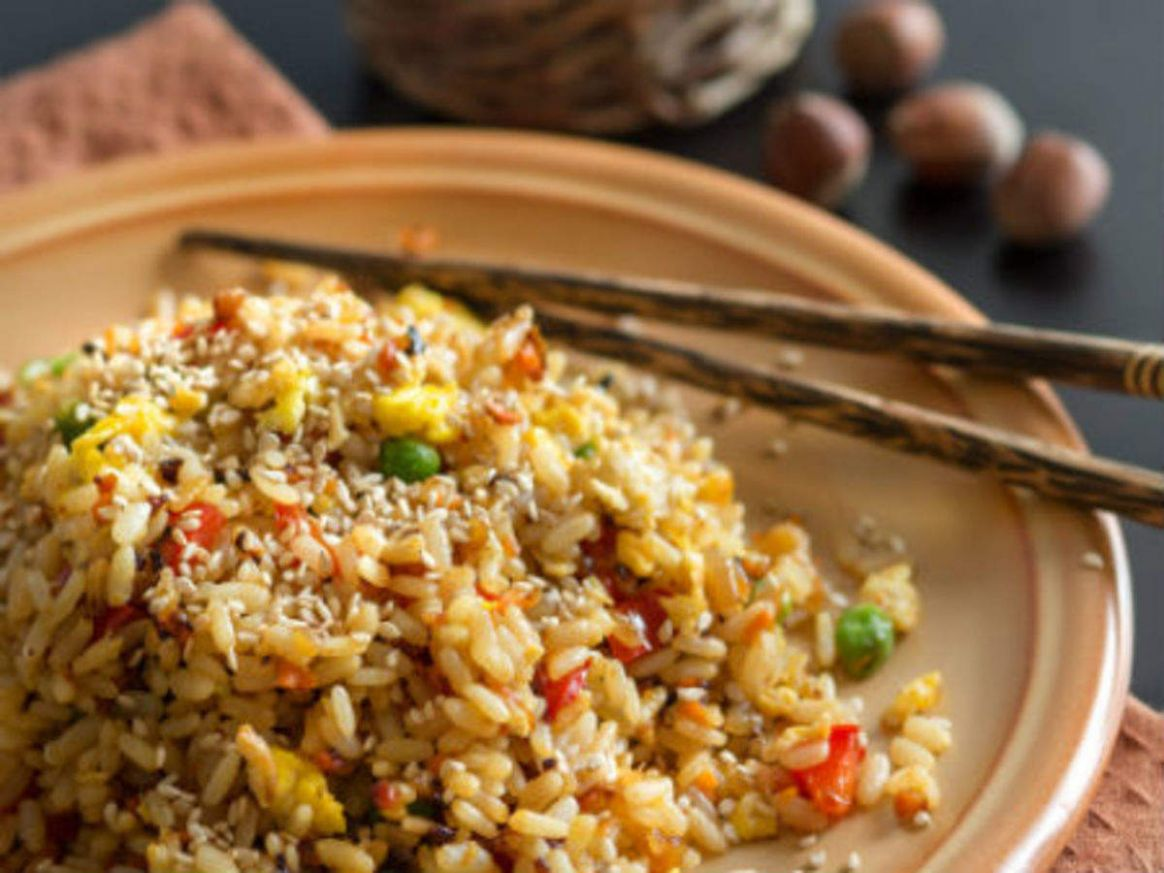 Trying to lose weight fast? Here's why you MUST eat brown rice for ...