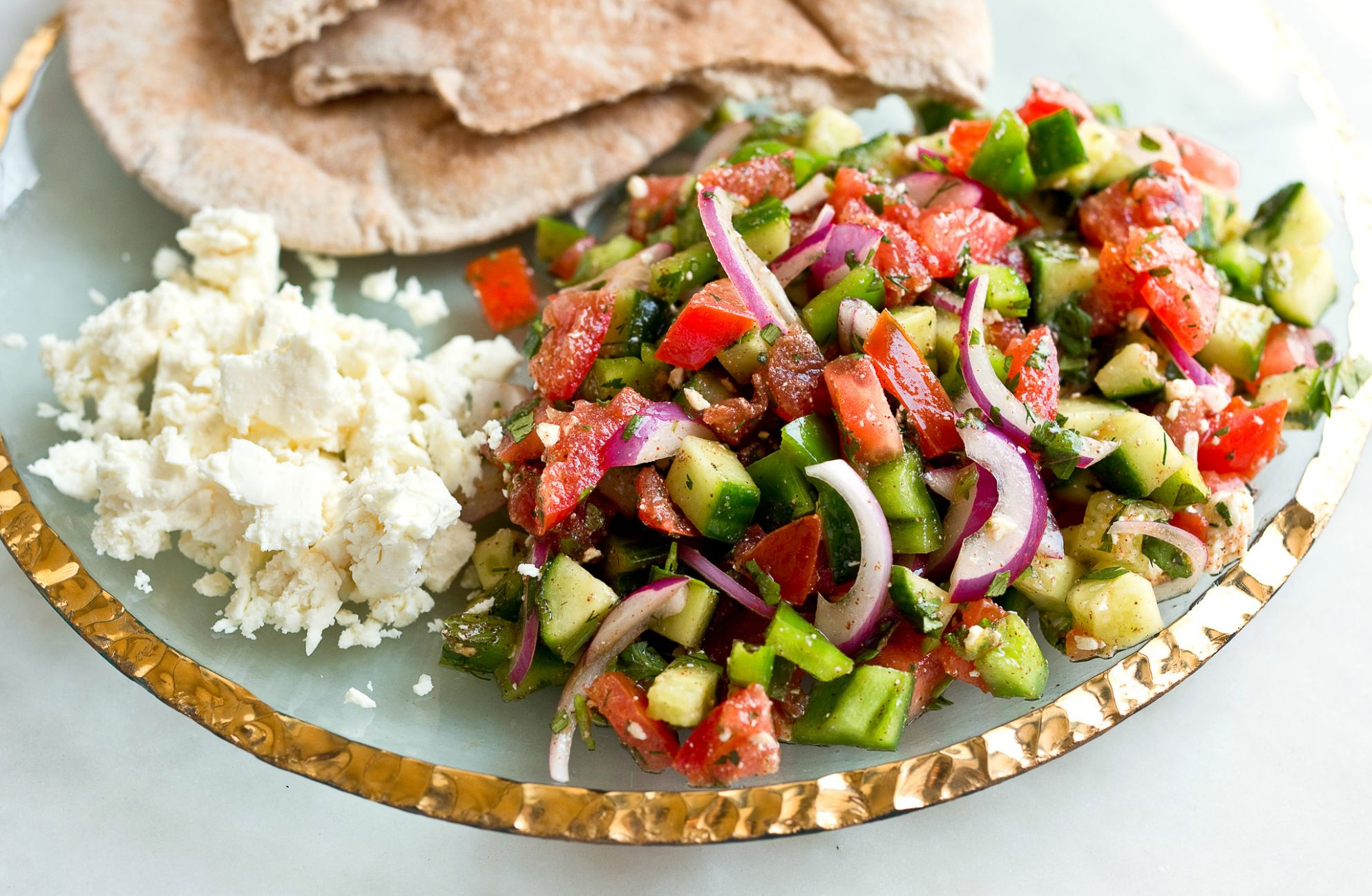 Turkish Shepherd's Salad — Recipes for Health - The New York Times
