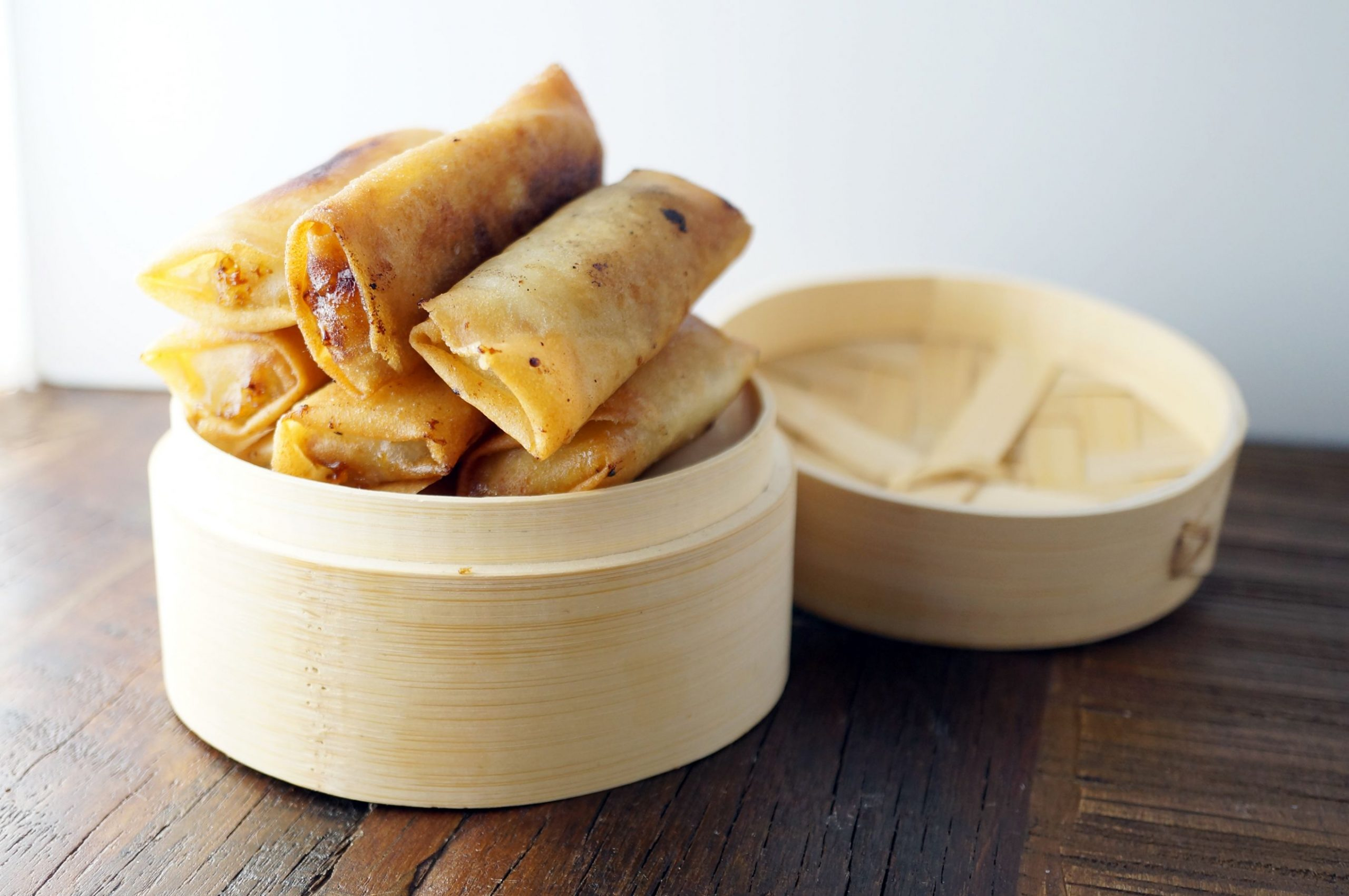 Turon – Sweet Banana Spring Rolls - Dessert Recipes Using Spring Roll Wrappers