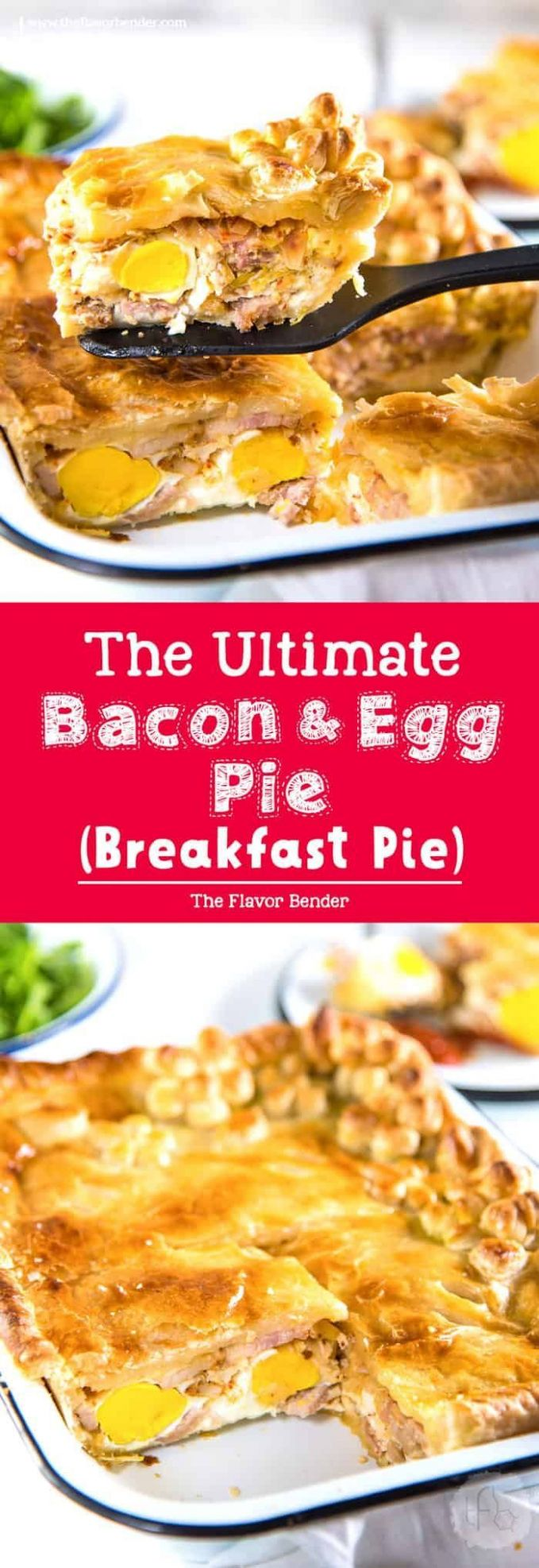 Ultimate Bacon and egg pies (breakfast pies) are a New Zealand ...