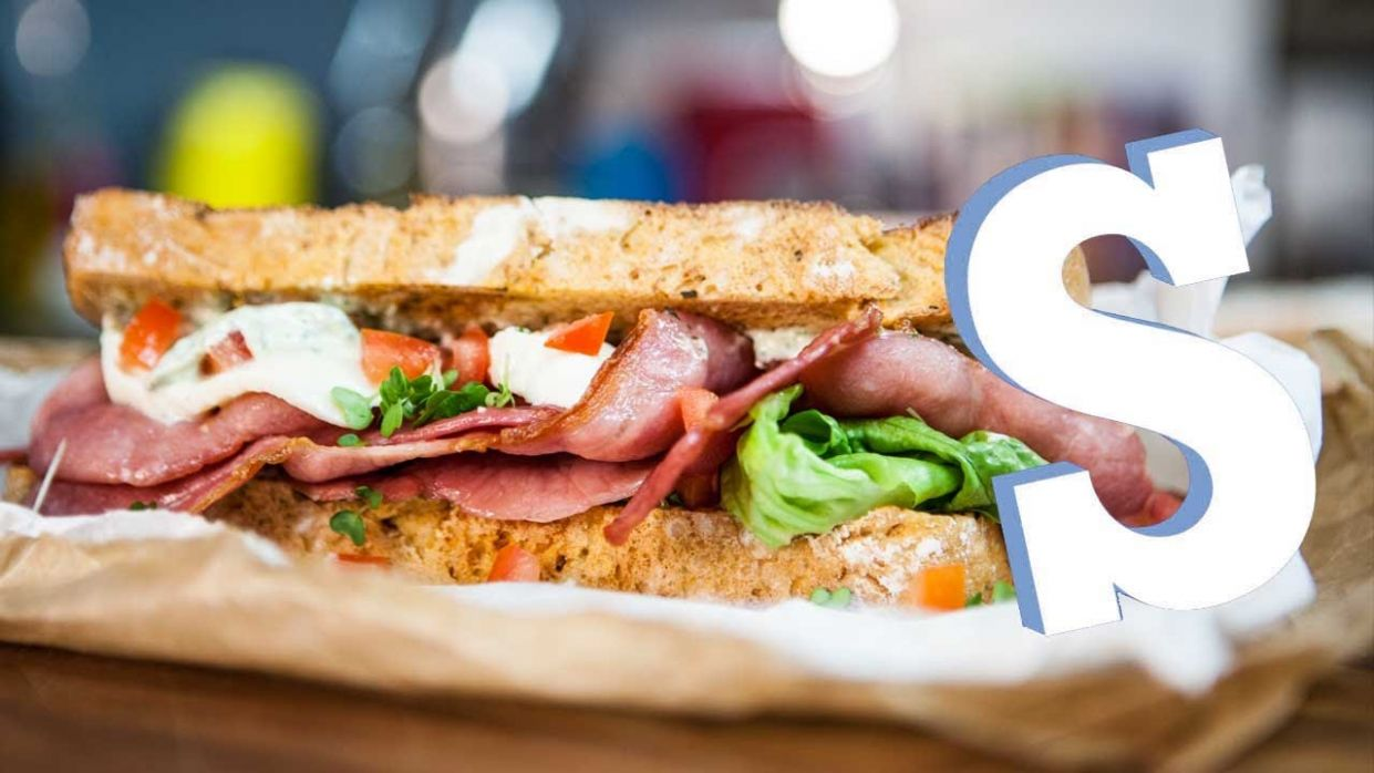 Ultimate BLT Sandwich Recipe - SORTED - Sandwich Recipes Youtube