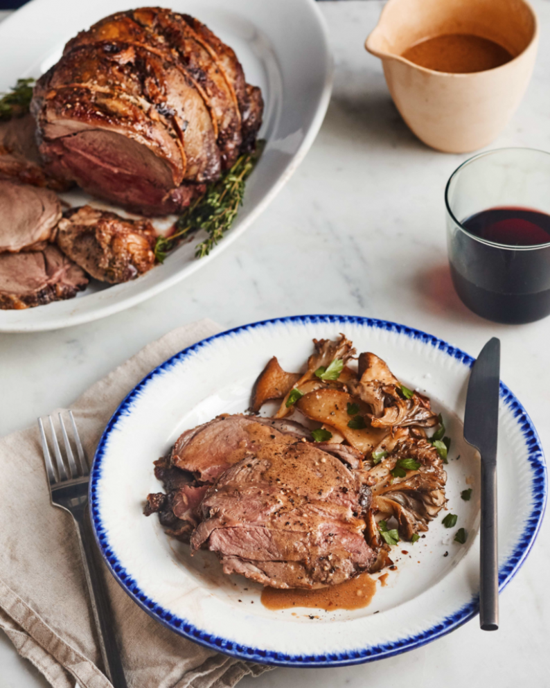 Ultimate Leg of Lamb Recipe | New Zealand Grass-fed Lamb - Beef Recipes Nz