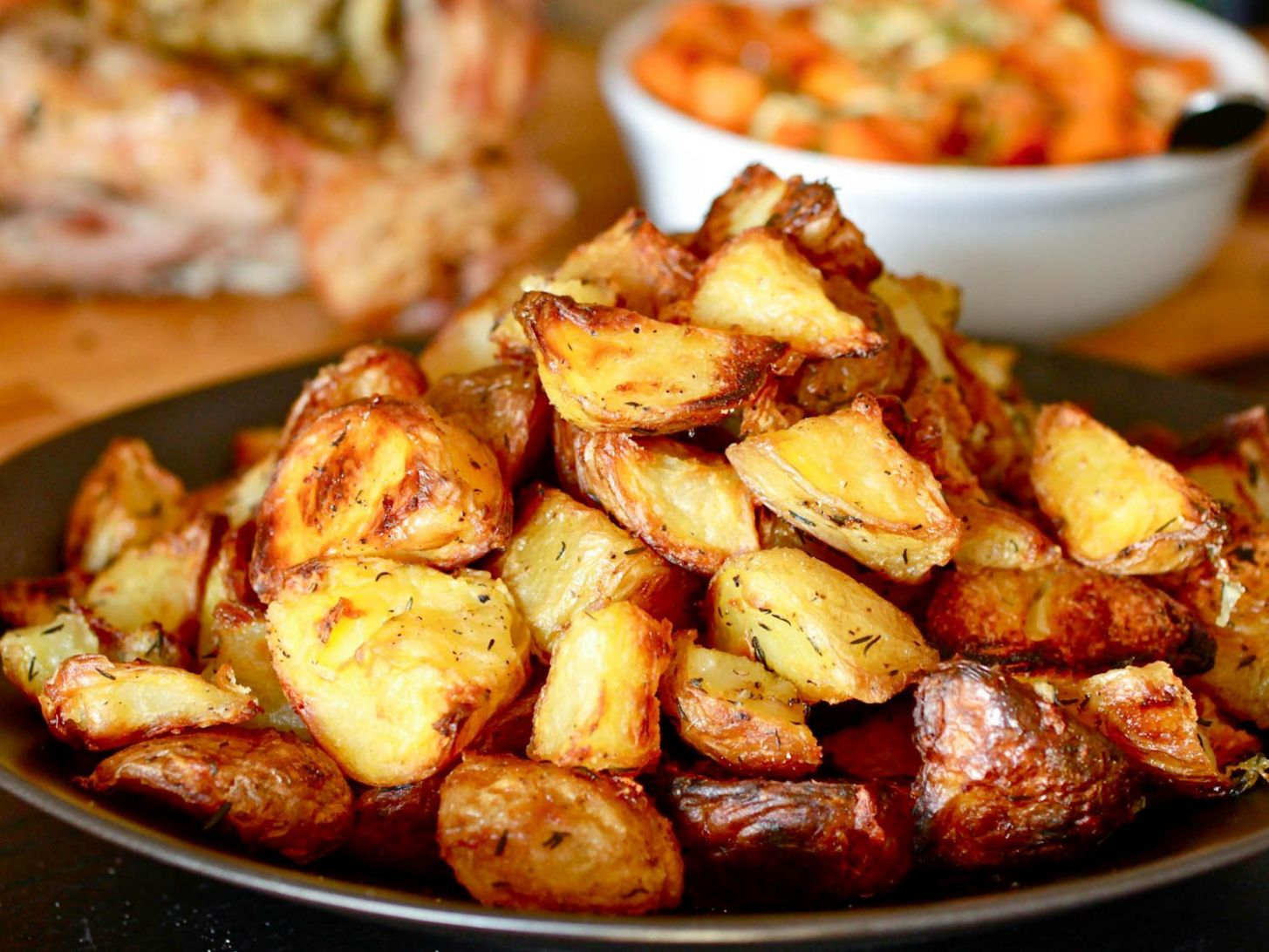 Ultra-Crispy Roast Potatoes Recipe - Potato Recipes Oven