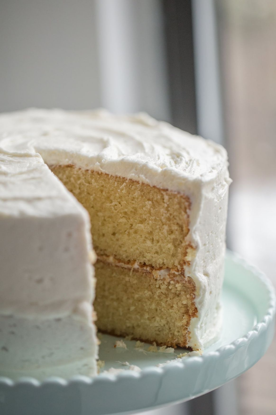 Vanilla Cake Recipe - Dessert Recipes Vanilla