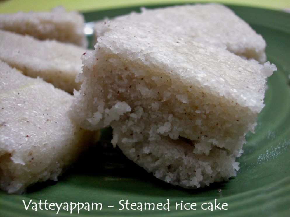 Vattayappam - Dessert Recipes Kerala