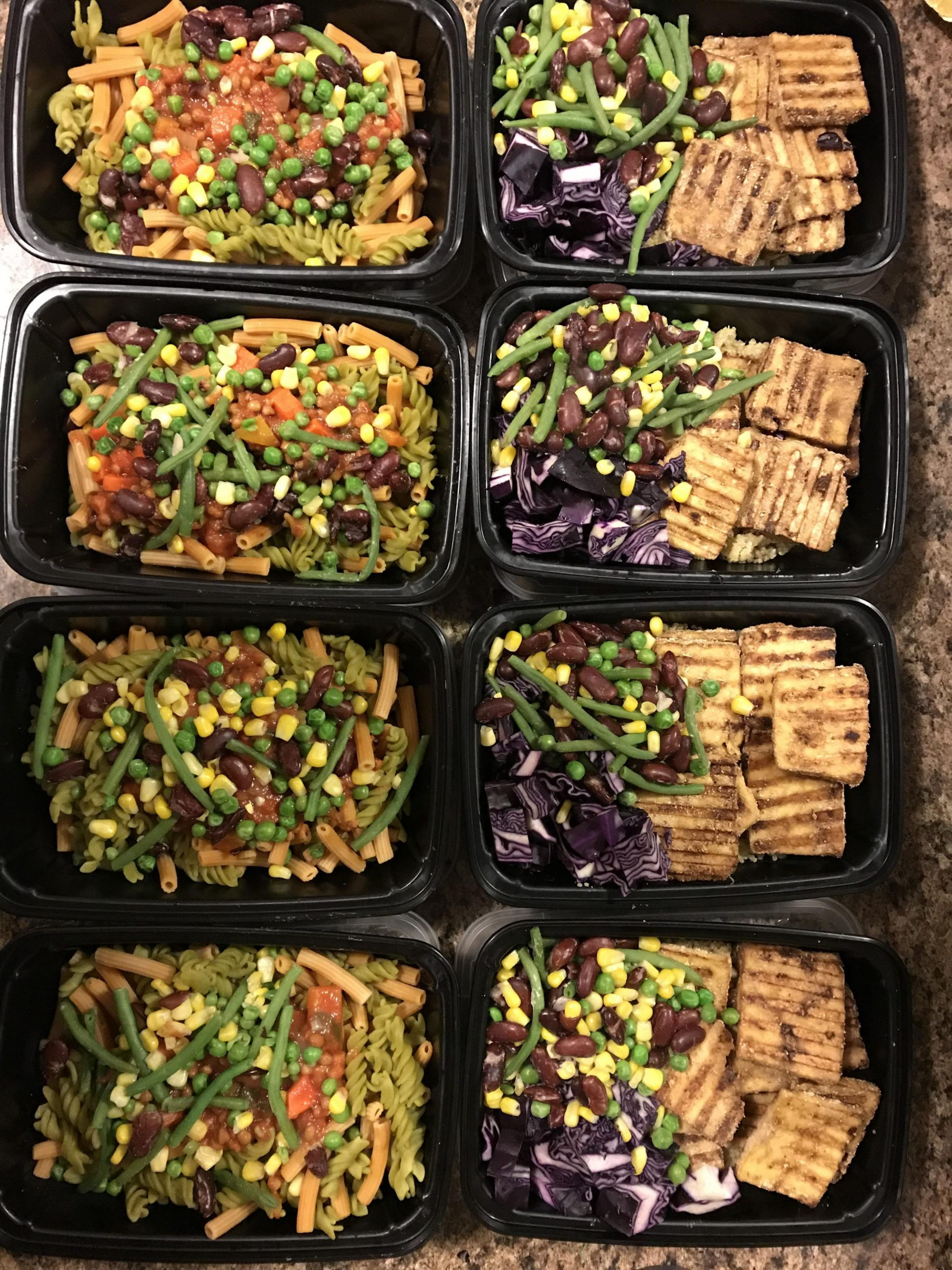 Vegan bodybuilding meal prep : MealPrepSunday - Healthy Recipes Bodybuilding