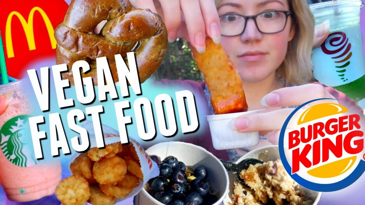 VEGAN FAST FOOD / CHAIN BREAKFAST OPTIONS! (HOW TO ORDER)