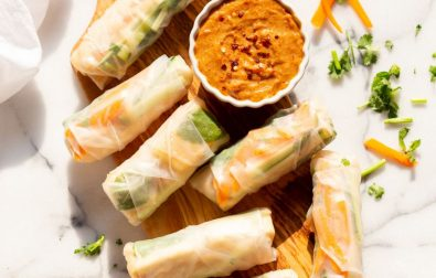recipes-rice-paper-spring-rolls