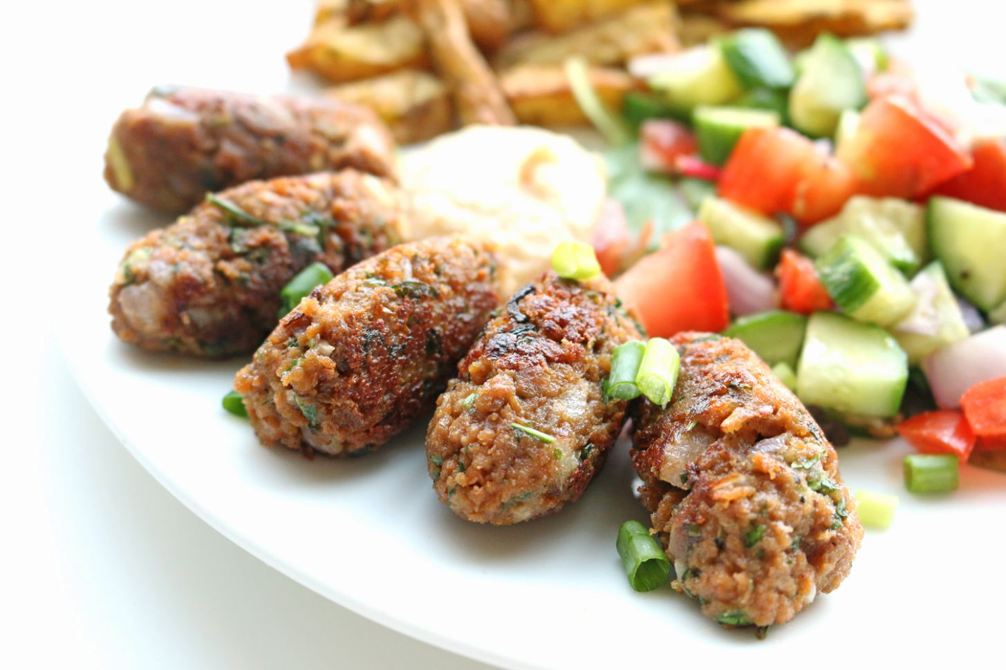 Vegan Kofta ft