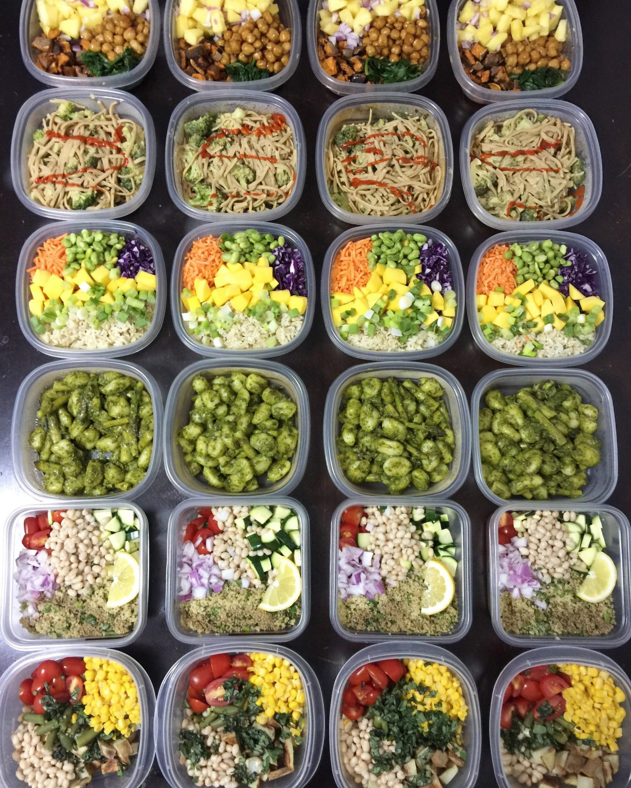 Vegan meal prep for $9 : MealPrepSunday - Recipes Vegan Reddit