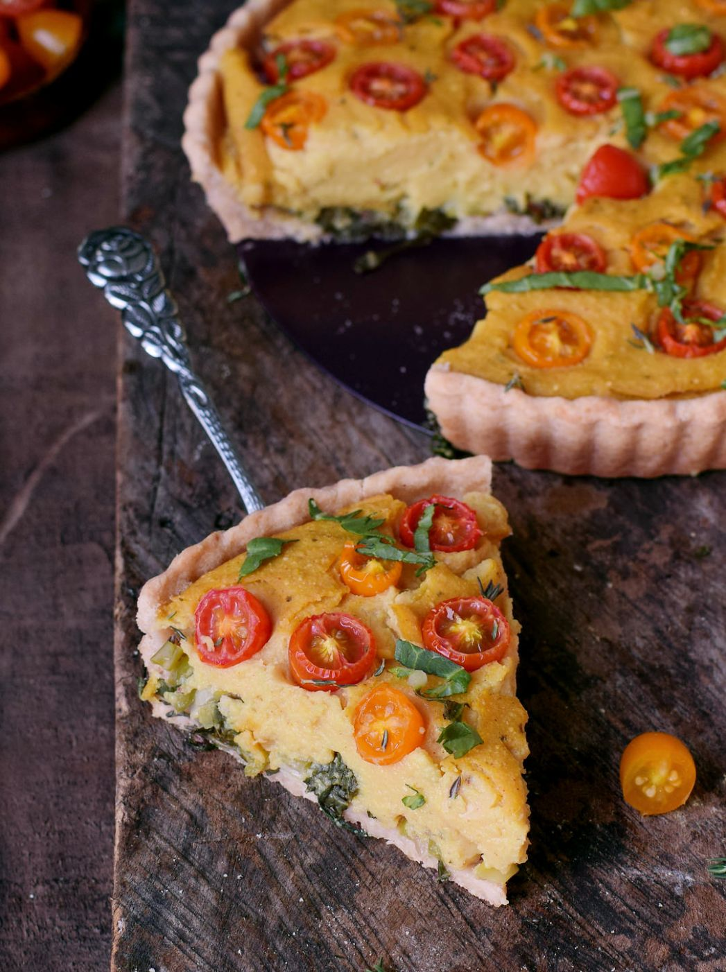 Vegan Quiche - Recipes Egg Free