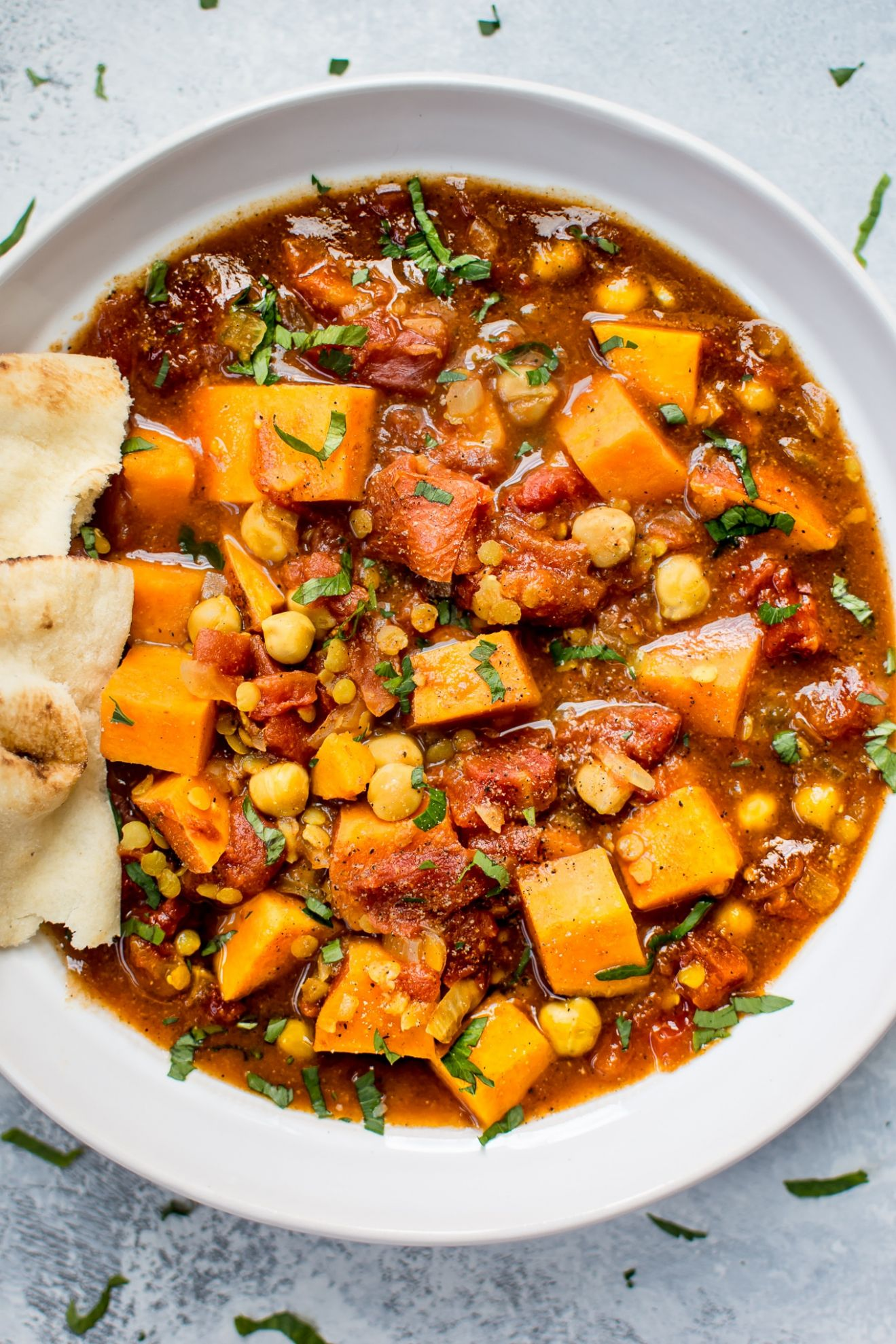 Vegan Sweet Potato Curry - Recipes Vegetarian Crock Pot