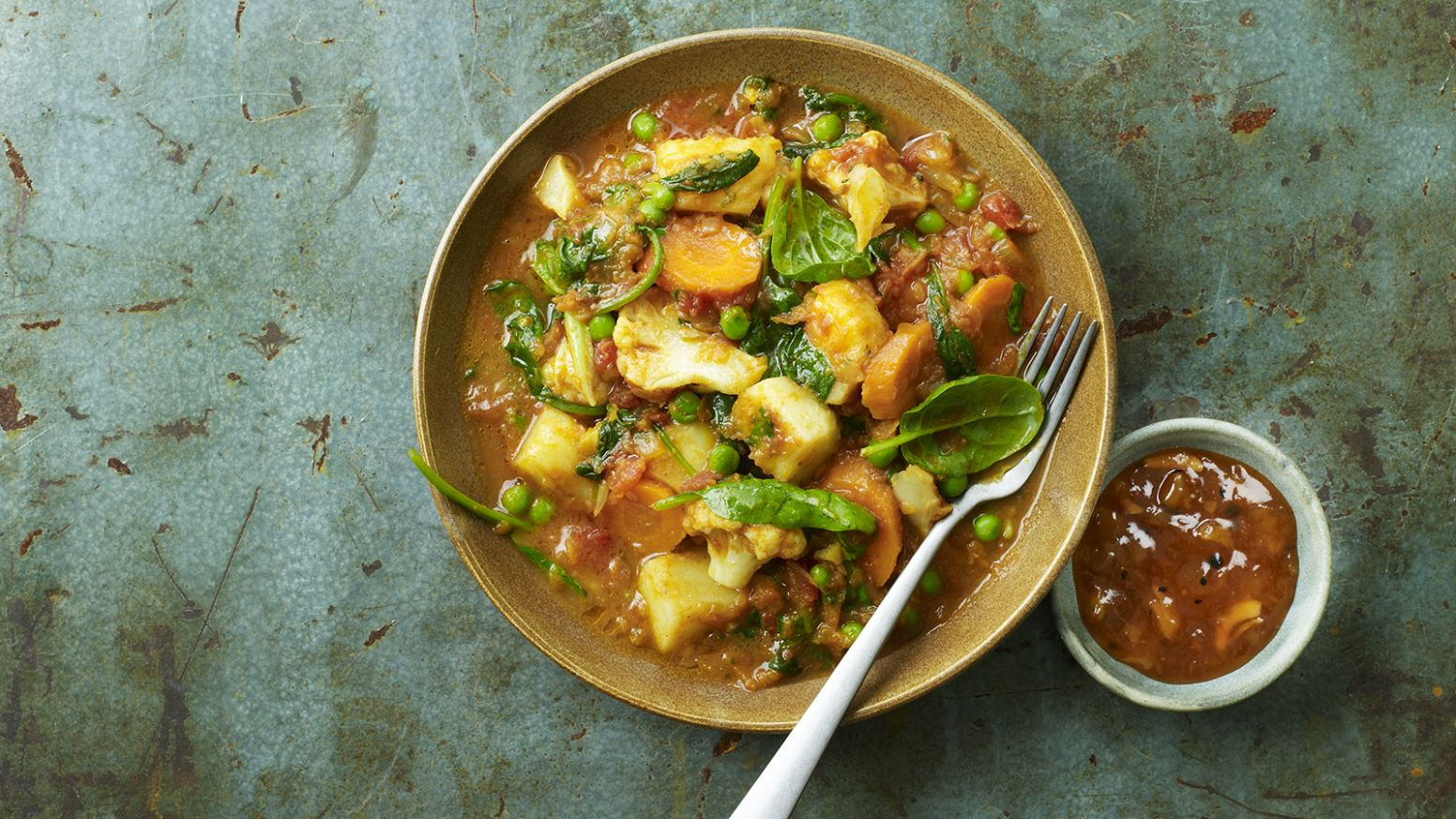 Vegetable curry - Recipes Vegetable Curry