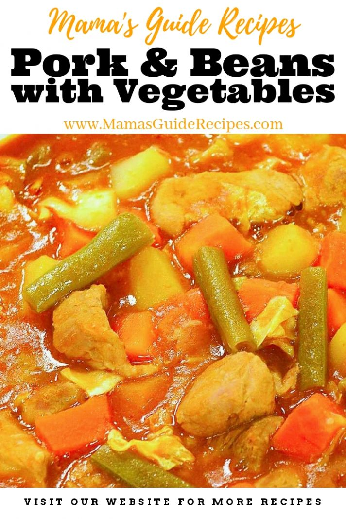 Vegetables - Mama's Guide Recipes