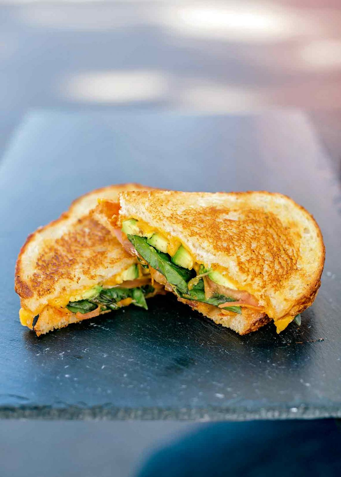 Veggie Grilled Cheese Sandwich - Sandwich Recipes Grilled Cheese