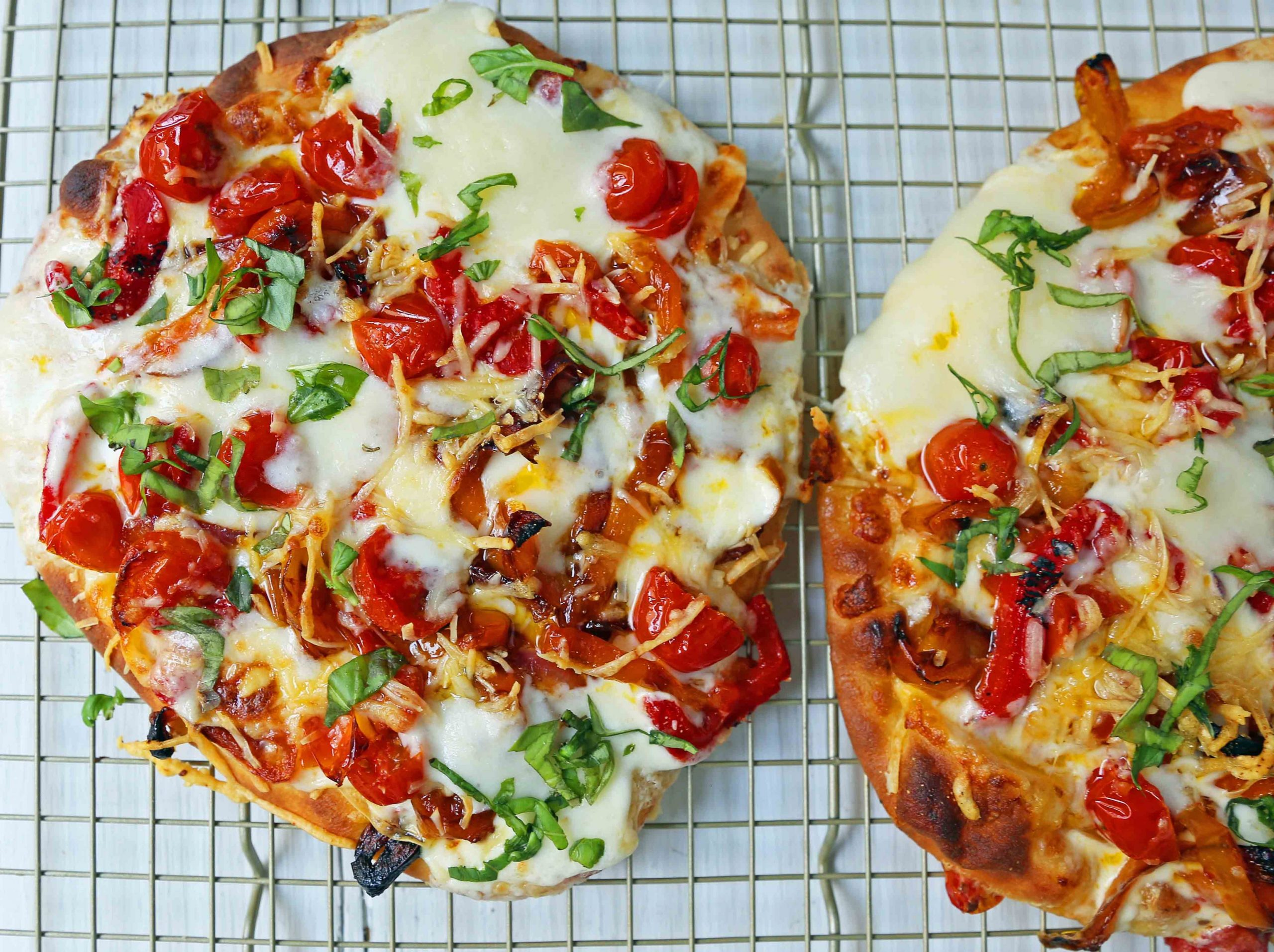 Veggie Pizza - Pizza Recipes Vegetarian