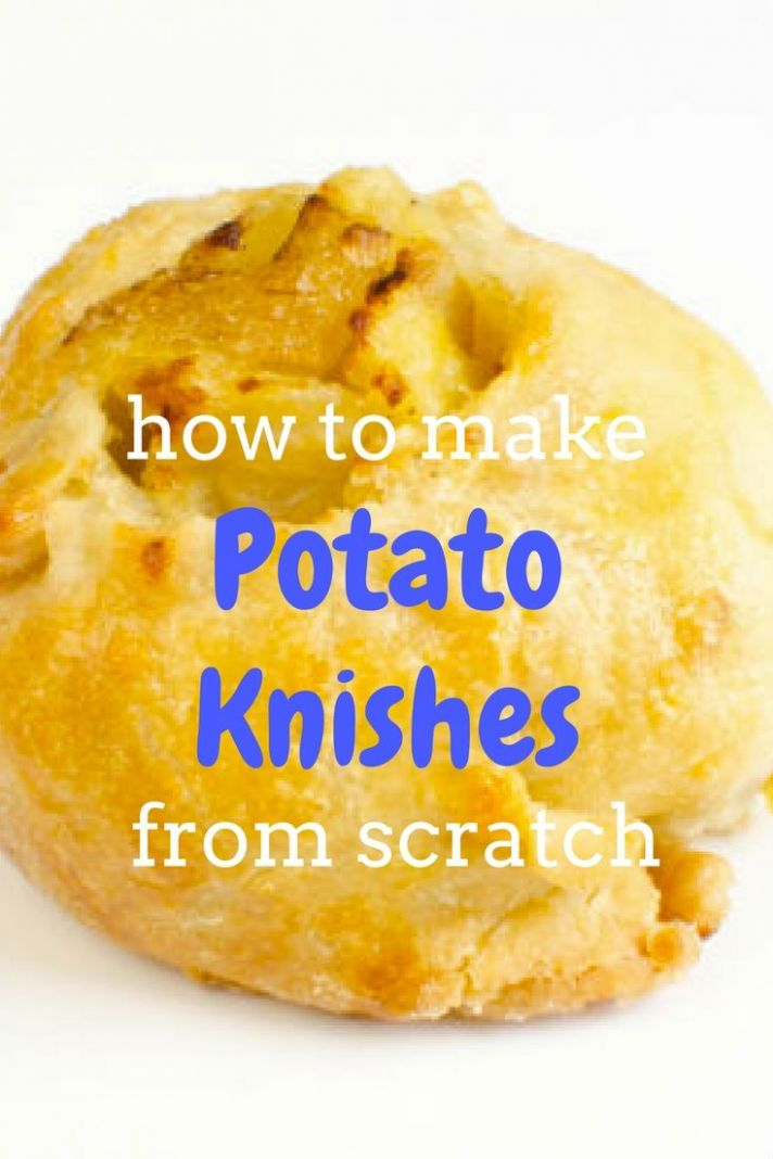VIDEO: How to Make Potato Knishes | Jewish recipes, Kosher cooking ...