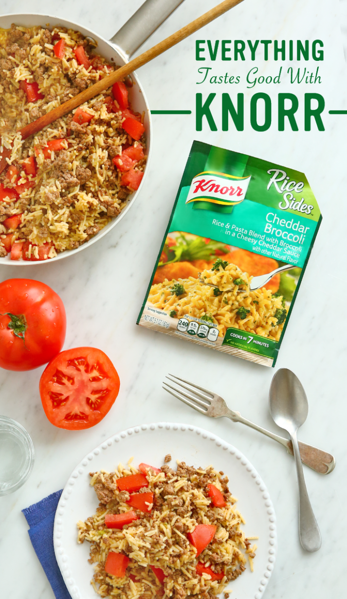 Want to make your family happy tonight? Follow Knorr's easy recipe ...