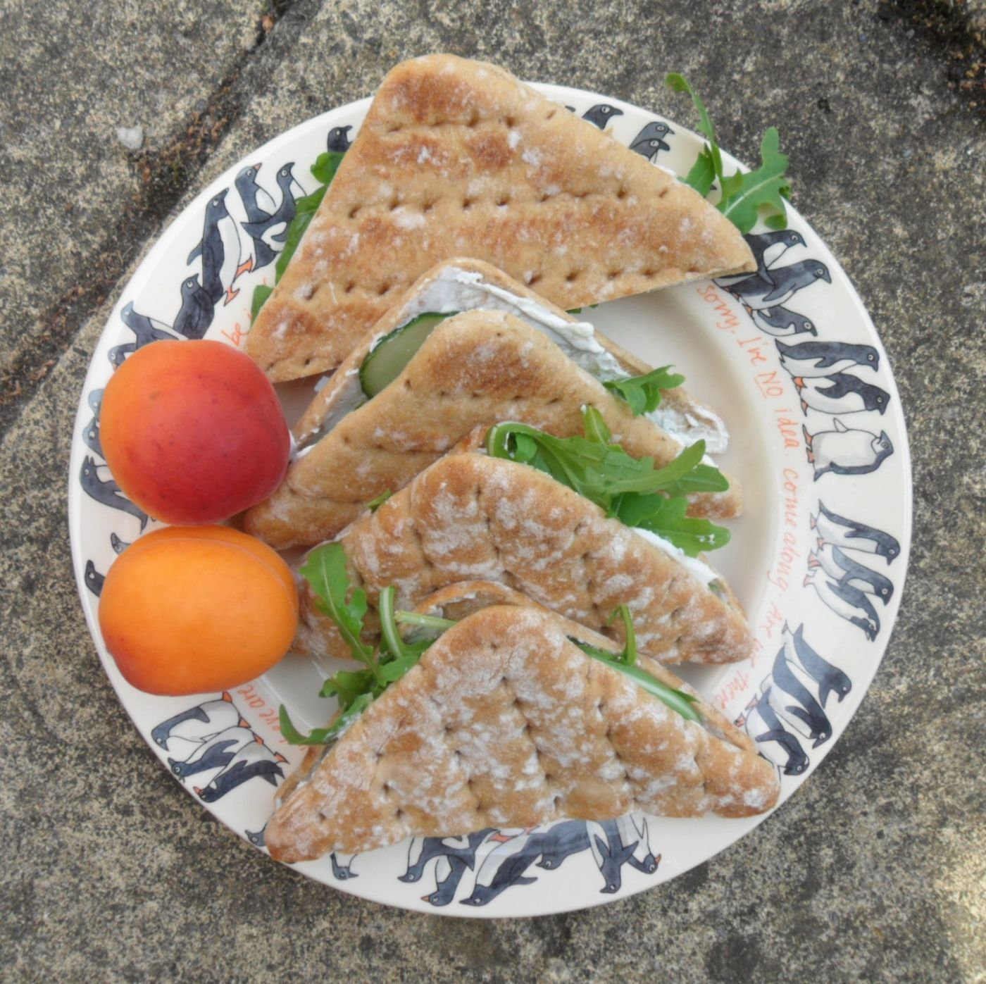 Warburtons | Diary of a Vegan in a Hurry - Recipes Using Sandwich Thins