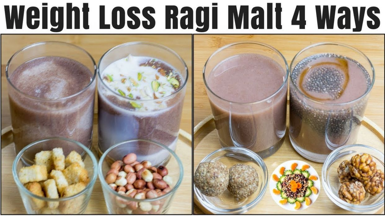 Weight Loss Breakfast with Ragi | Ragi Malt 8 Ways | Ragi Malt Breakfast  Recipe For Weight Loss - Ragi Recipes For Weight Loss In Tamil