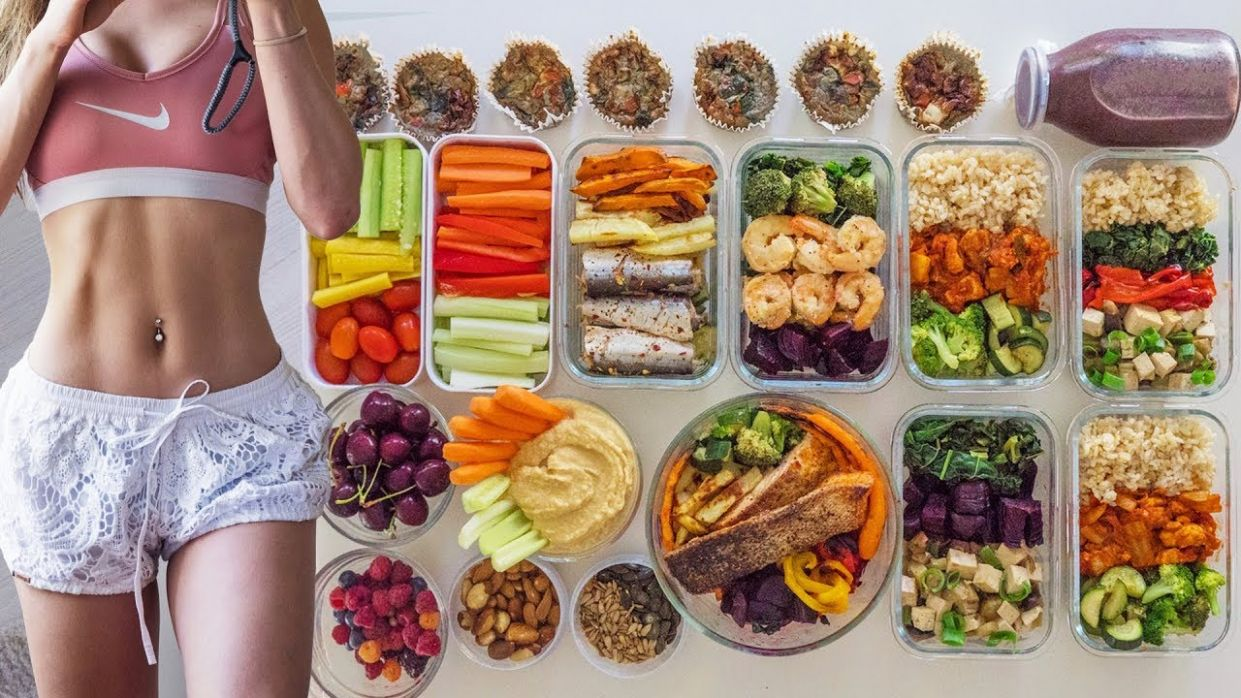 Weight Loss Meal Prep | Healthy Recipes To Lose Belly Fat