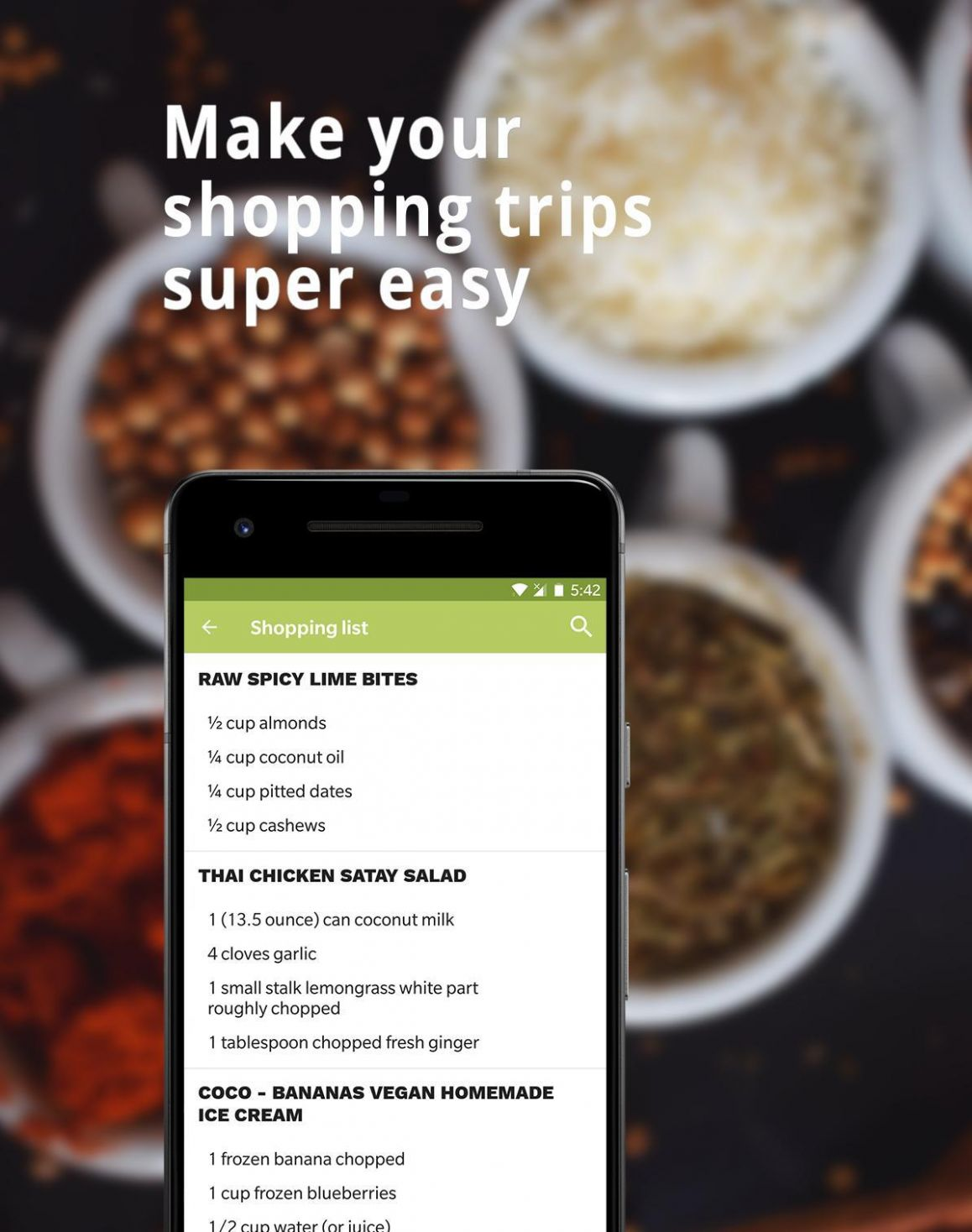 Weight loss recipes: Healthy recipes app for Android - APK Download - Recipes For Weight Loss App