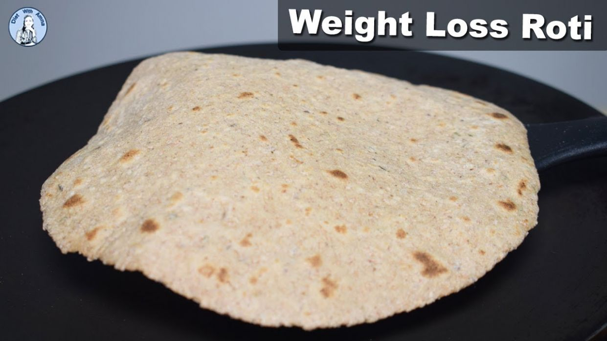 Weight Loss Roti Recipe | A Perfect Weight Loss Roti | Life with Amna - Recipe Of Weight Loss Roti