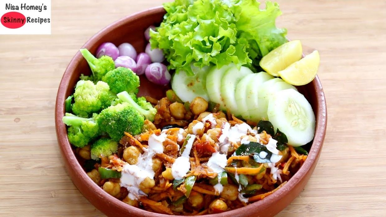 Weight Loss Salad Recipe For Dinner – Diet Plan To Lose Weight ..