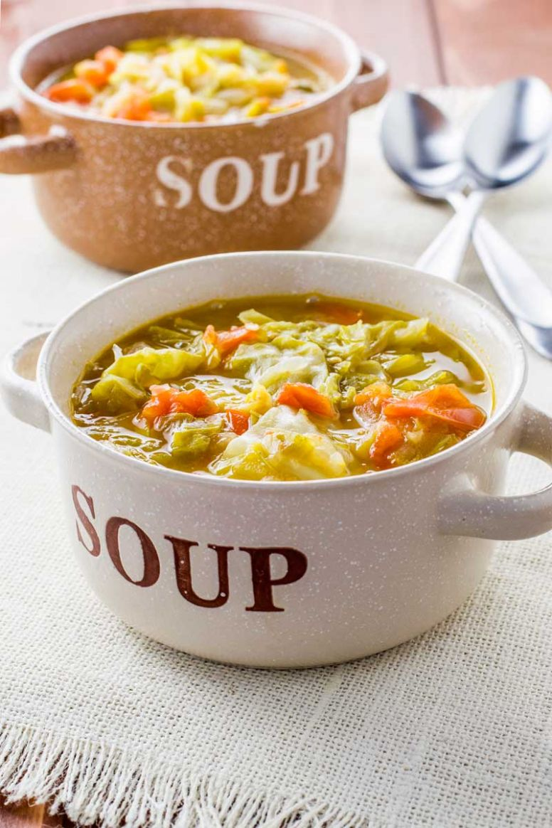 Weight Loss Wonder Soup - Recipe Weight Loss Vegetable Soup
