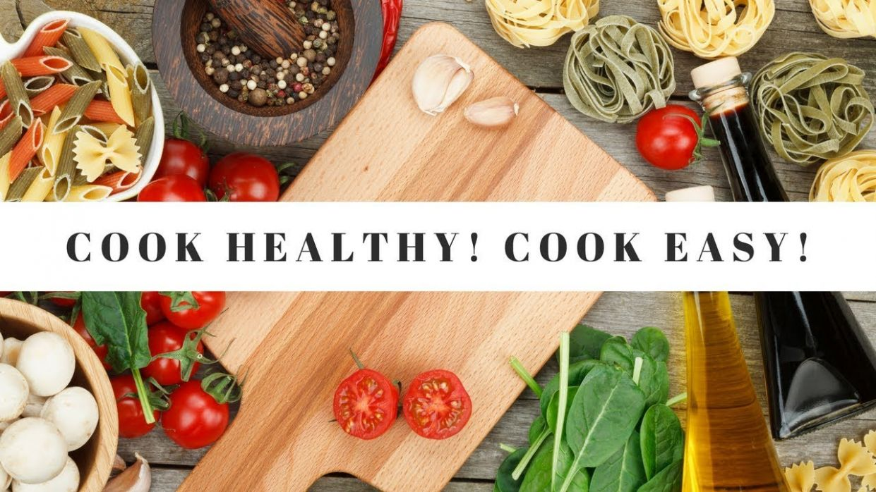 Welcome to Cooking Lessons for Dad! Learn to Cook Healthy! Cook Easy!
