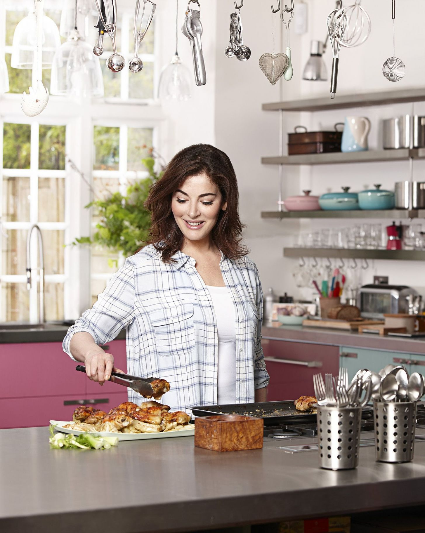 What & How to Eat During the Summer? Food Tips by Nigella Lawson