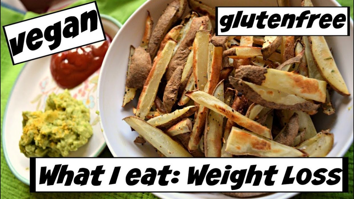 WHAT I EAT FOR WEIGHT LOSS! (#11) vegan + gluten free - Weight Loss Recipes Gluten Free