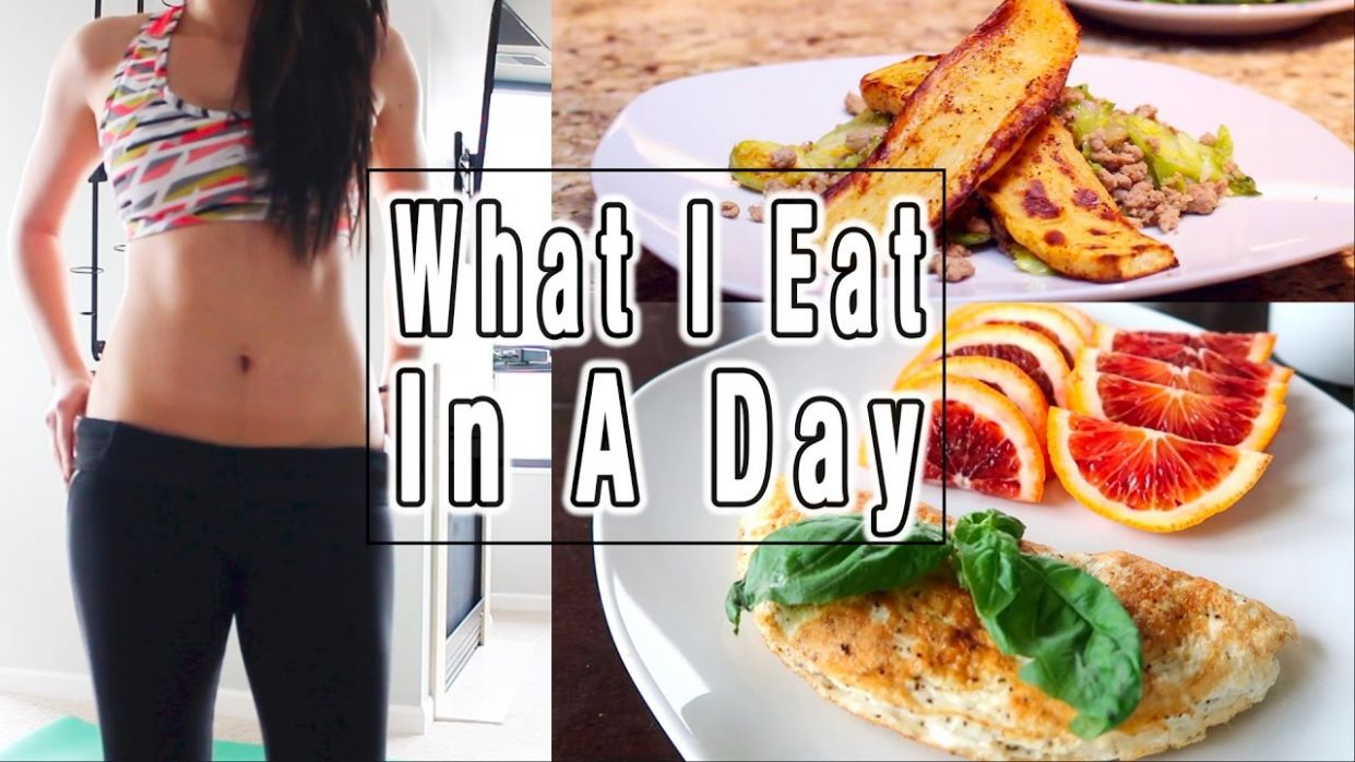 WHAT I EAT IN A DAY TO LOSE WEIGHT | Healthy Recipes For Weight Loss | High  Protein Low Carb - Healthy Recipes For Weight Loss Low Carb