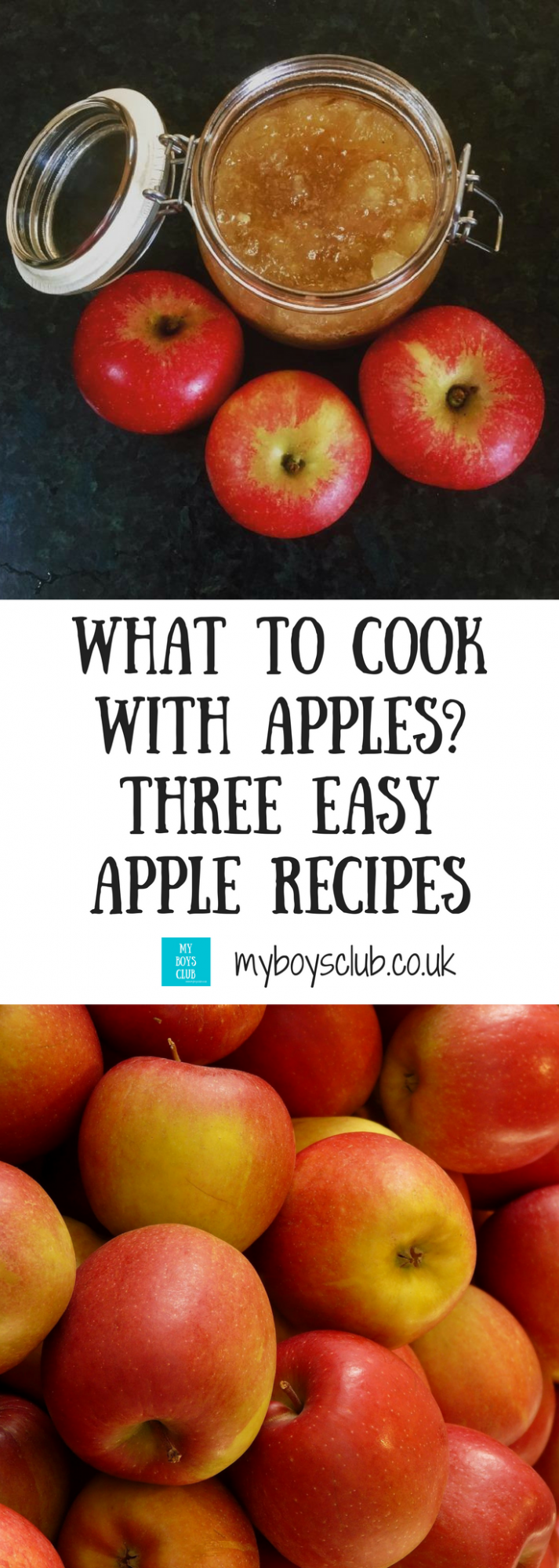 What to Cook with Apples? Three Easy Apple Recipes | Apple recipes ..