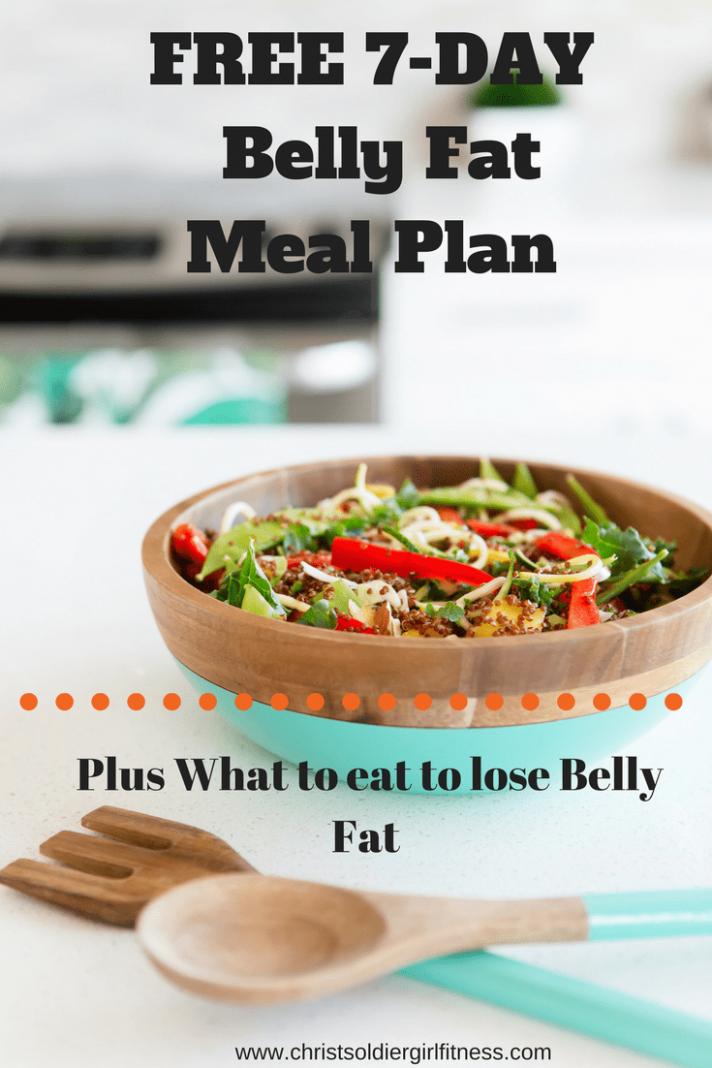 What to eat to lose Belly Fat plus FREE 10-day Belly Fat Meal Plan ...