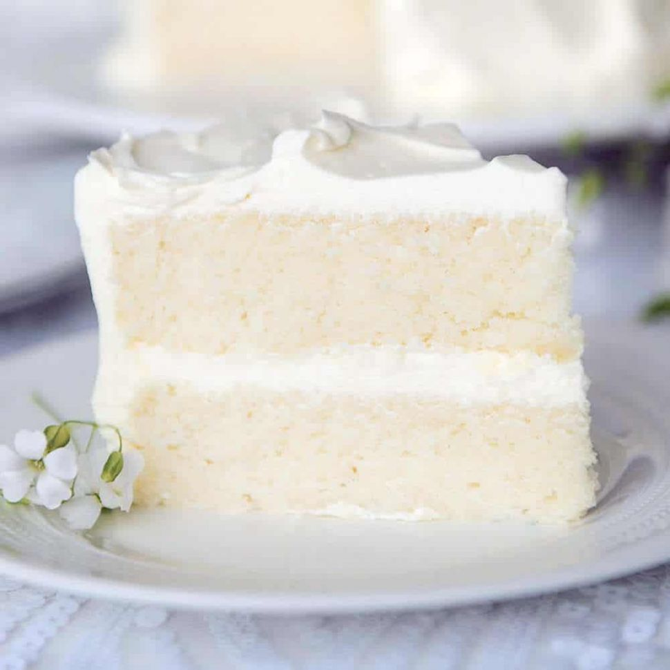 White Cake Recipe - Recipes Cakes